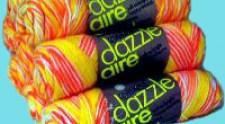 dazzleaire caron yarn