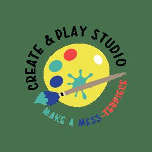 Create and Play Studio Logo - Georgia - Designed by CraftnDraft Inc