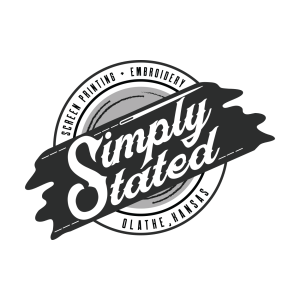Simply Stated Logo - Olathe Kansas - Designed by CraftnDraft Inc