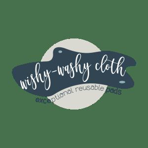Wishy Washy Cloth Logo - Cananda - Designed by CraftnDraft Inc