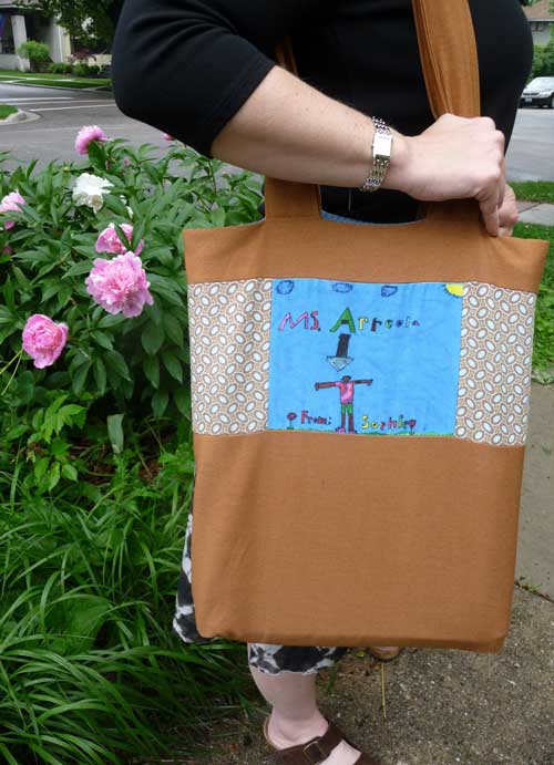 8 finished-tote