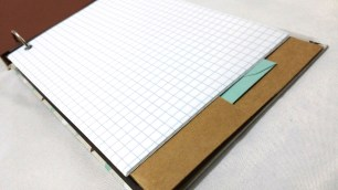 Graph paper pages