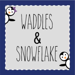 Waddles & Snowflake