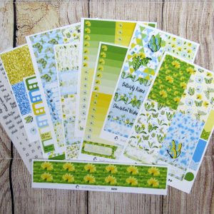 Dandelion Wishes Weekly, BIG HAPPY PLANNER