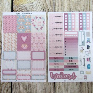 Foxy Love Mini Kit