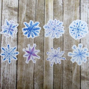 Snowy Winter Die Cuts