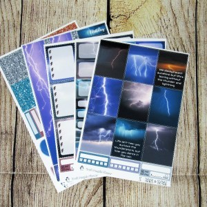 Thunder & Lightning Weekly, ERIN CONDREN