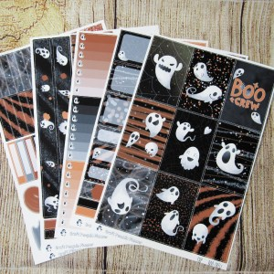 Boo Crew Weekly, CLASSIC HAPPY PLANNER