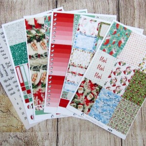Jolly Ol' St. Nick Weekly, CLASSIC HAPPY PLANNER