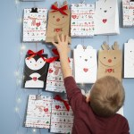 3 Designs Of Cute Crafts Using Paper Bags An Advent Calendar From Arctic Animal Paper Bags Diy Guide