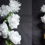 3 Easy Designs Of Crafts Out Otissue Paper How To Make Flowers Out Of Tissue Paper Tissue Paper Crafts How