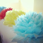 3 Easy Designs Of Crafts Out Otissue Paper Tissue Paper Flowers Craftydojo Kids Crafts