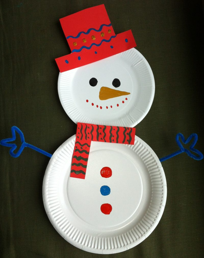 3 Unique Designs of Paper Plate Santa Craft 15 Incredibly Cute Paper Plate Christmas Crafts