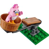 Angry Bird Paper Plate Craft Lego Angry Birds Pig City Teardown 75824 Walmart