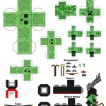 Attractive Paper Craft Minecraft Blocks Minecraft Blocks Papercraft Minecraft Papercraft Texturas Y Accesorios Alterno By Nig O
