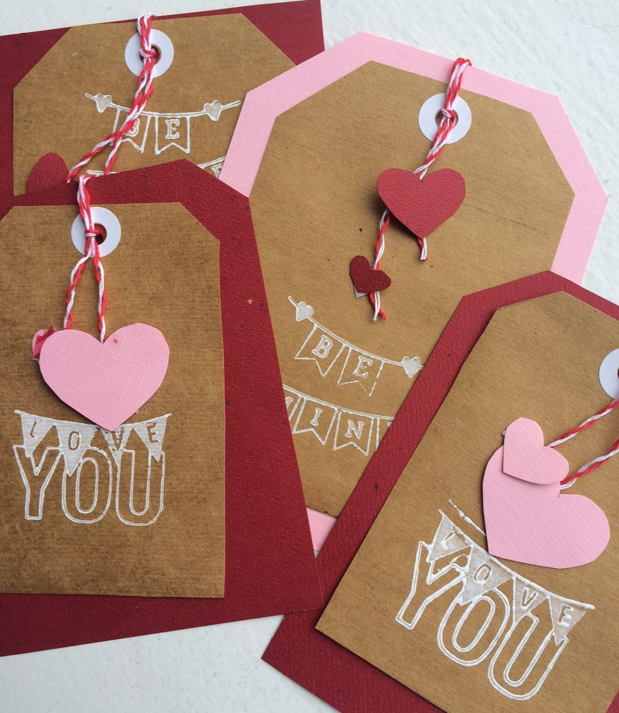 Awesome valentine construction paper crafts 18 Creative Diy Valentine Card Ideas Godfather Style