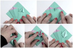 Cool Crafts To Make With Paper Make An Easy Origami Lily Flower