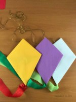 Cool Crafts To Make With Paper Mary Poppins Craft Make A Paper Kite Desert Chica