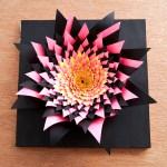 Craft Flower Paper 3d Papercraft Flower Art An Intricate Paper Sculpture 9 Steps