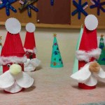 Crafts With Paper For Adults Holiday Crafts For Adults Xmast Decors Pinterest Crafts