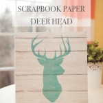 Crafts With Scrapbook Paper Easy Diy Wall Art With Scrapbook Paper Mod Podge Rocks