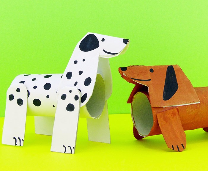 Creative crafts with toilet paper roll 20 Diy Toilet Paper Roll Craft Ideas Bright Star Kids