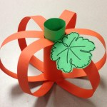 Creative Ideas For Pumpkin Paper Crafts Design Etikaprojects Do It Yourself Project
