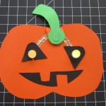 Creative Ideas For Pumpkin Paper Crafts Design Halloween Led Paper Crafts 12 Steps With Pictures