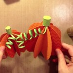 Creative Ideas For Pumpkin Paper Crafts Design How To Make Paper Pumpkins Youtube