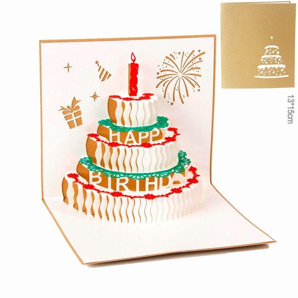 DIY Tassel Garland Paper Craft Birthday Party Printable Birthday Cake Papercraft Printable Papercrafts