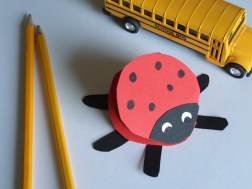 Easy Construction Paper Crafts Paper Crafts For Kids Papercraft