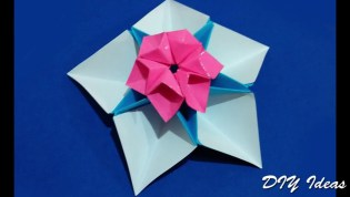 Easy Paper Craft Ideas For Kids Easy Origami For Kids Paper B Simple Paper Craft Idea For Video