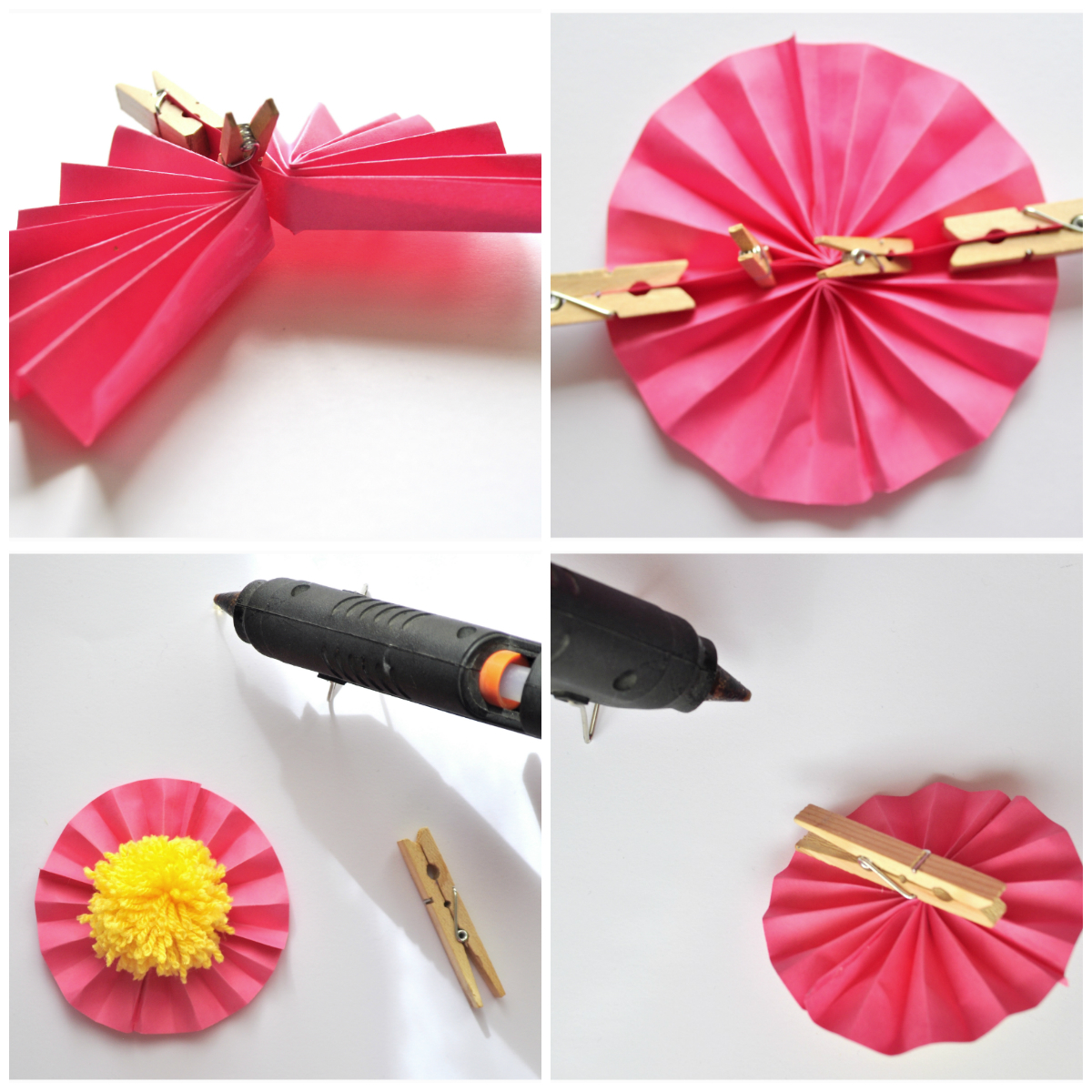 Handmade Paper Craft Gifts You can Make Right Now Easy Breezy Ultra Fun Diy Project Mini Paper Fans