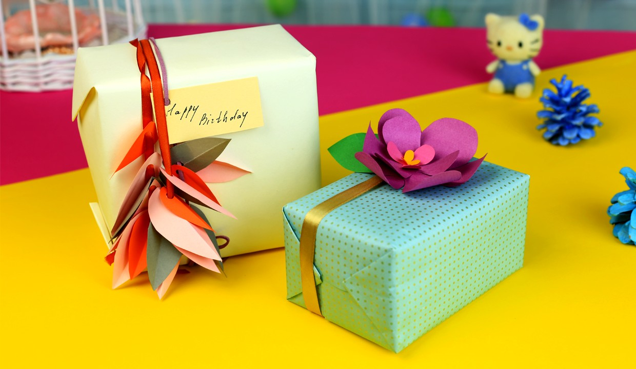 Handmade Paper Craft Gifts You can Make Right Now Gift Box Papercraft Diy Paper Craft Ideas Paper Crafts Mache