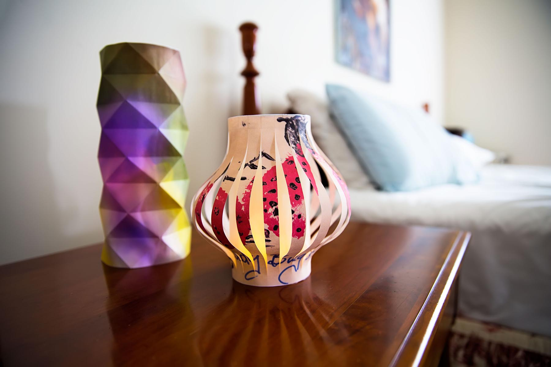 Home crafts you can make with paper Decorate And Personalize Your Home With Paper Crafts Canon Online