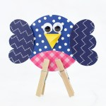 How To Make A Paper Crafts For Gifts How To Make An Easy And Fun Paper Bird Craft