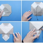 How To Make A Paper Crafts For Gifts How To Make An Origami Elephant