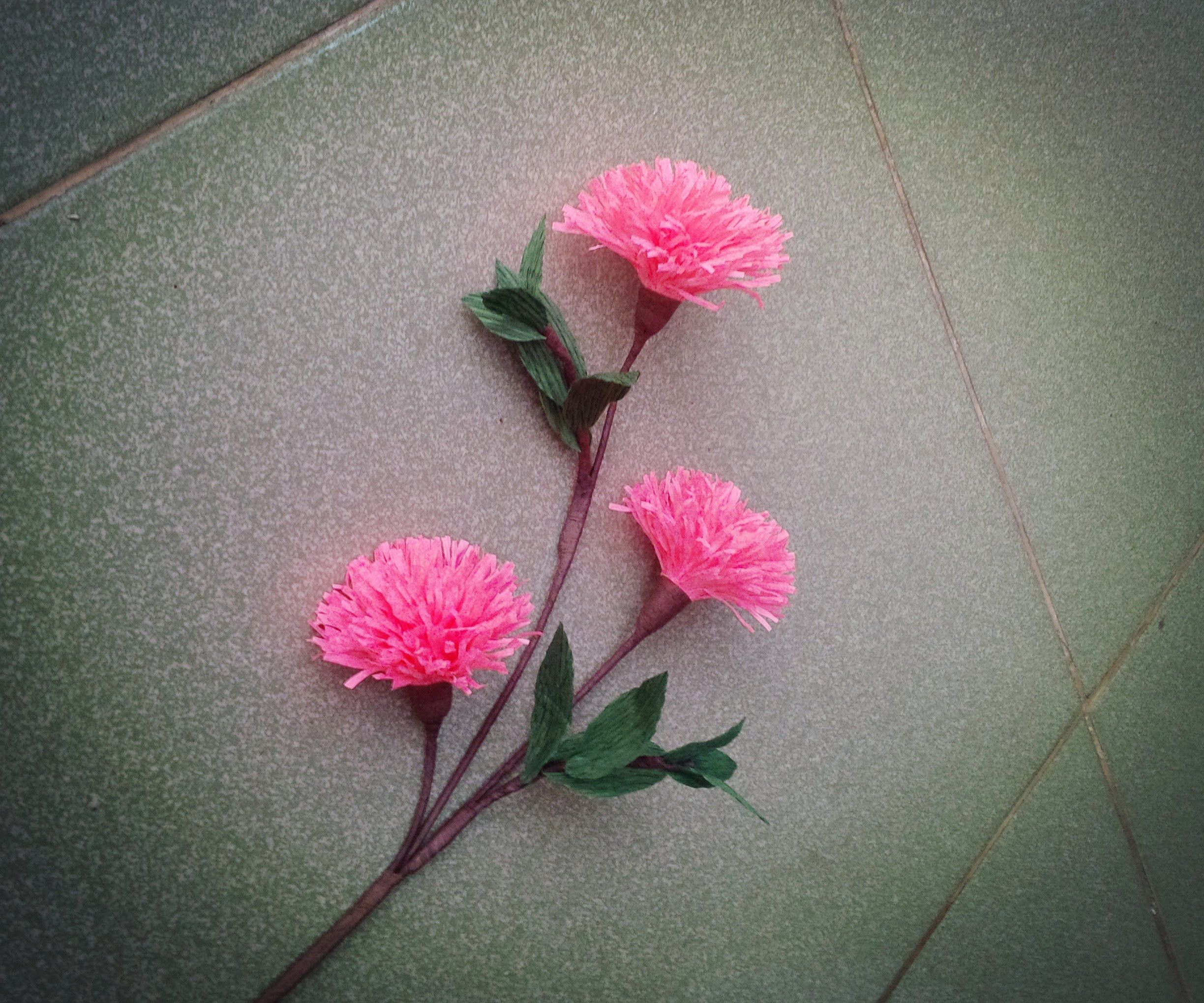 How to Make a Paper Crafts for Gifts How To Make Paper Crafts Elegant How To Make Paper Flower With Crepe