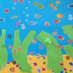 How To Make Paper Craft Fish For Kids Fish Tank Craft Caros Pretty Things