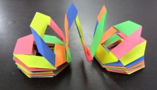 Kids Paper Crafts Paper Crafts Slinky Toy For Kids