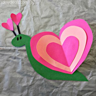 Kindergarten Paper Crafts Valentine Craft For Kindergarten Find Craft Ideas