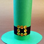Leprechaun Toilet Paper Roll Craft Leprechaun Hat Toilet Paper Roll Craft Apple Tree Fun And Crafts