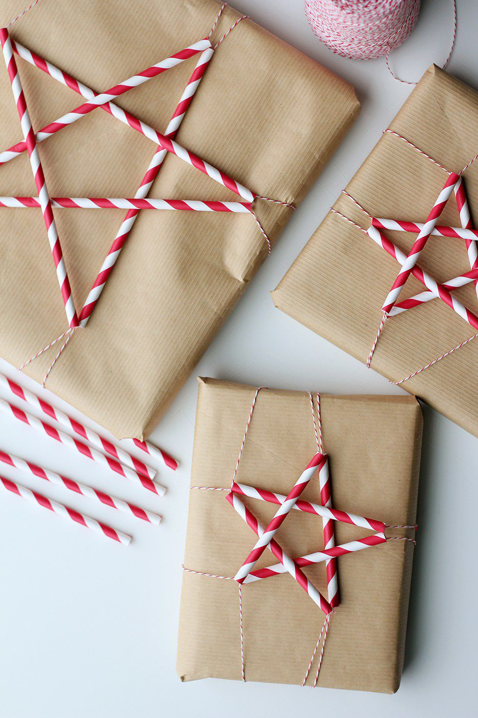 Make reuse crafts with wrapping paper leftover 39 Unique Gift Wrapping Ideas For Christmas How To Wrap Holiday