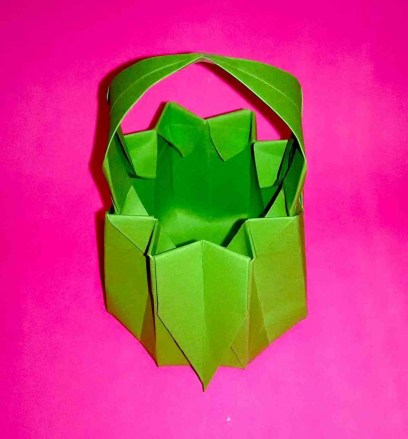 Paper Basket Craft Ideas Easter Paper Basket Ideas Theboxing