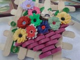 Paper Craft Flowers Bouquet Paper Craft And Quilling Paper Quilled Flower Bouquet For Christmas