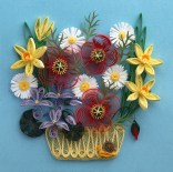 Paper Craft Flowers Bouquet Paper Craft Wikipedia