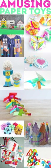 Paper Craft For Adults 60 Rockin Paper Crafts Babble Dabble Do
