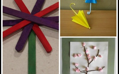 Paper Craft For Adults Construction Paper Craft Ideas For Adults Anynewideas Anynewideas