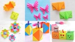 Paper Craft Photos 6 Best Paper Crafts Diy Paper Craft Ventuno Art Youtube