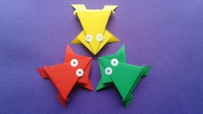 Paper Craft Photos More Stunning But Easy Paper Craft Ideas For Kids